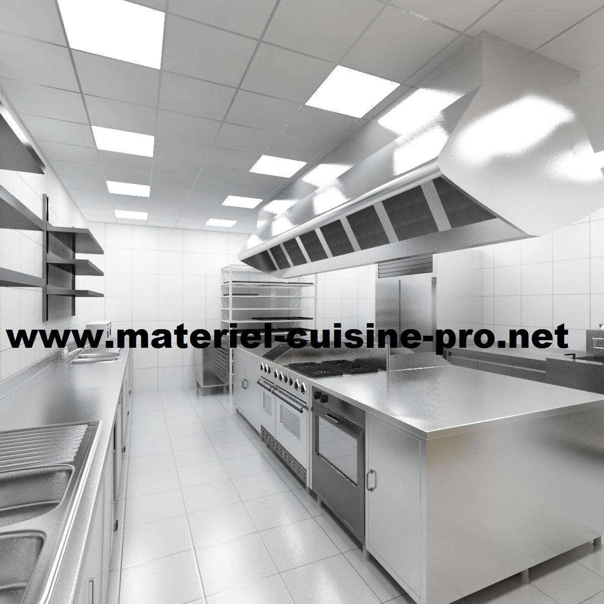 Quipement cuisine inox mat riel cuisine pro maroc for Materiel inox professionnel