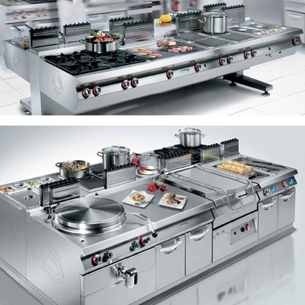 Le choix de mat riel de cuisine professionnelle mat riel for Equipement pour cuisine professionnelle