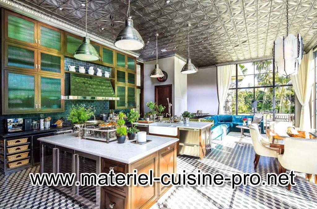 Cuisine professionnelle au Maroc