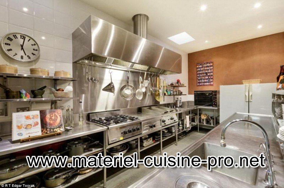 Informations et conseils sur cuisine professionnelle au maroc for Equipement pour cuisine professionnelle