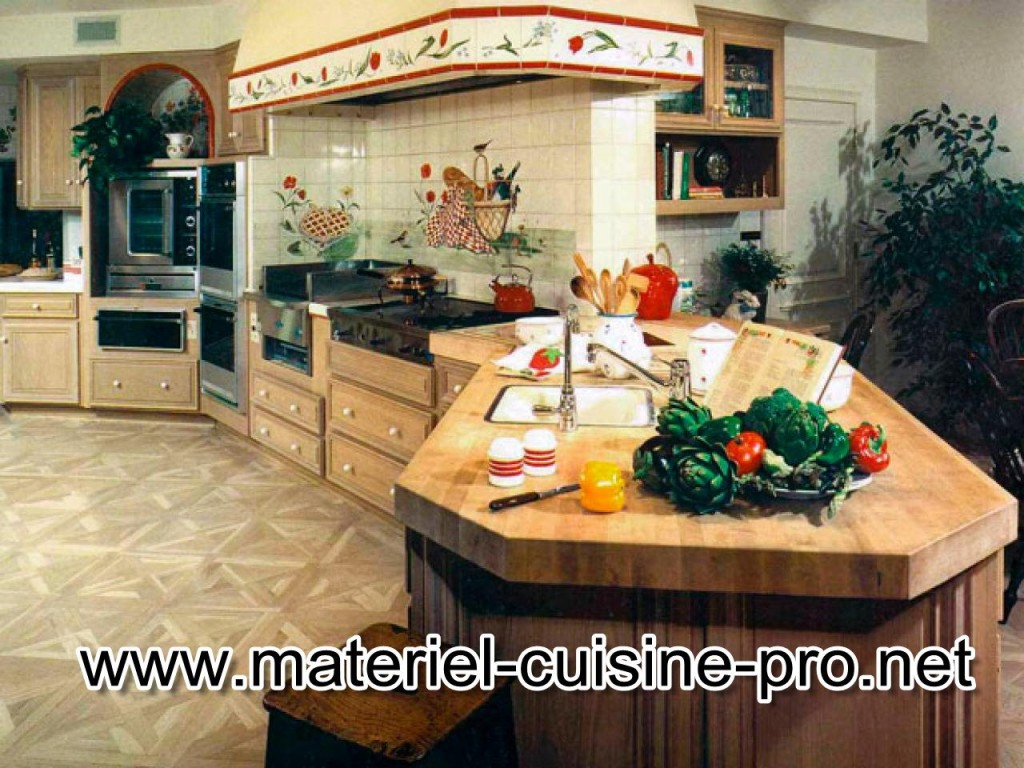 Matériels de cuisine professionnelle au Maroc