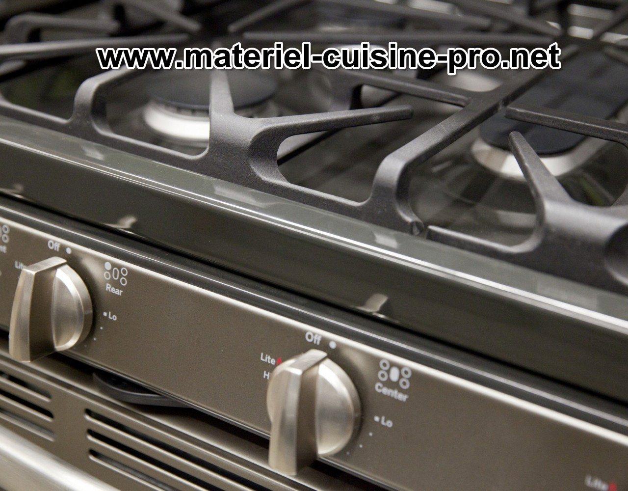 Mat riel et ustensile de cuisine pour la cuisson for Materiel de cuisson pour professionnel