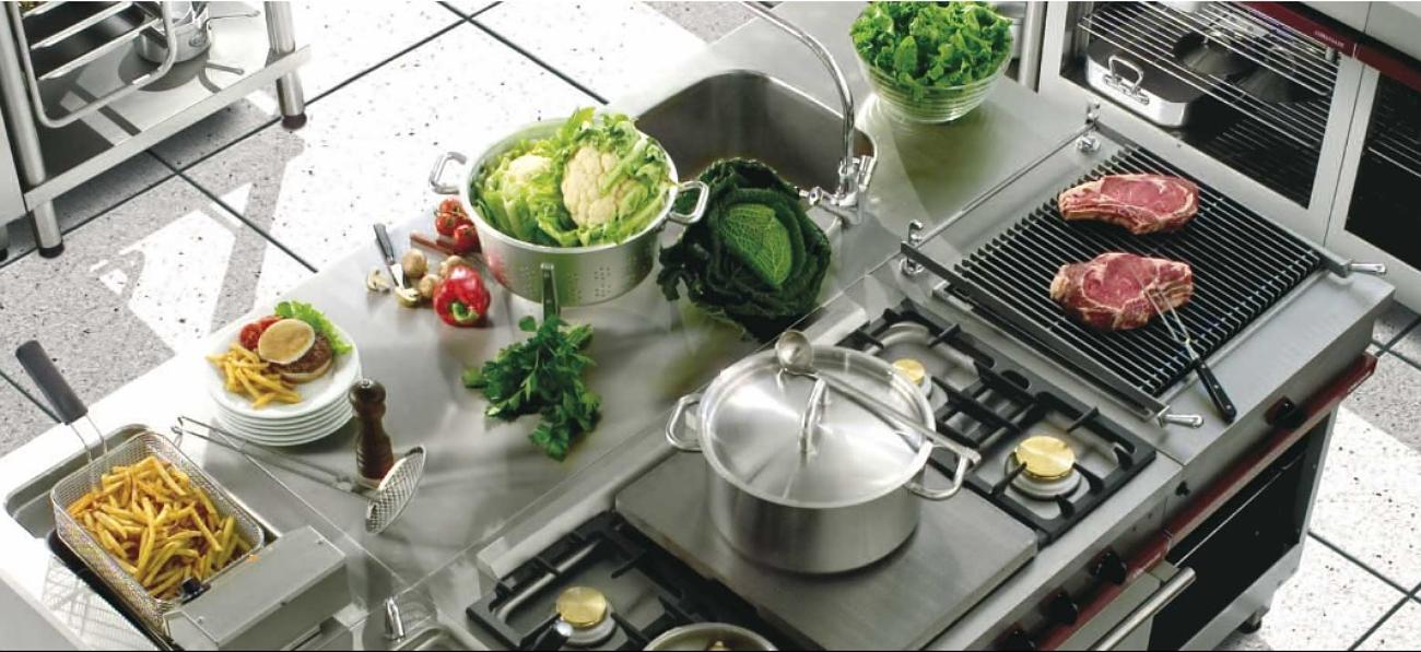 Conseils pour quipement d 39 un restaurant au maroc for Equipement pour cuisine professionnelle