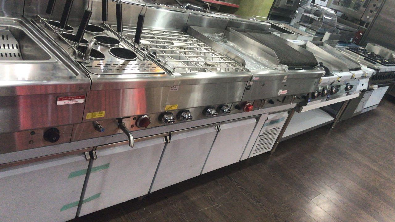 Informations et conseils sur cuisine professionnelle au maroc for Chr materiel cuisine